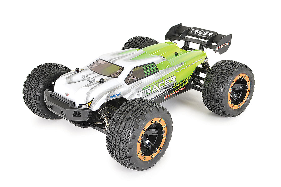 FTX TRACER 1/16 4WD TRUGGY TRUCK RTR - GREEN