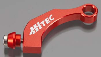 Hitec Red Anodised TX Weight Balancer