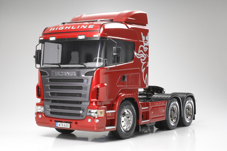 Tamiya Scania R620 1/14 6x4 Highline