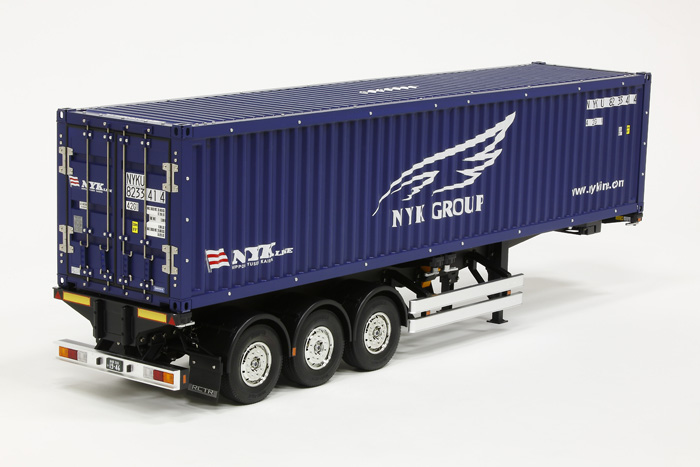 Tamiya 40ft Container Semi-Trailer (NYK)