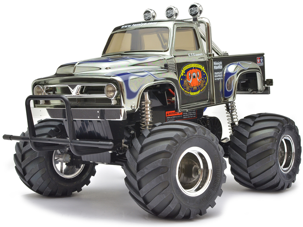 Tamiya Midnight Pumpkin Metallic Special Inc Tamiya ESC