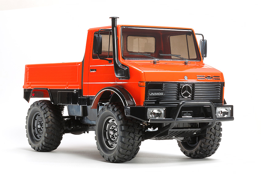 Tamiya Unimog 425 (CC-01) Inc Tamiya ESC and LEDs