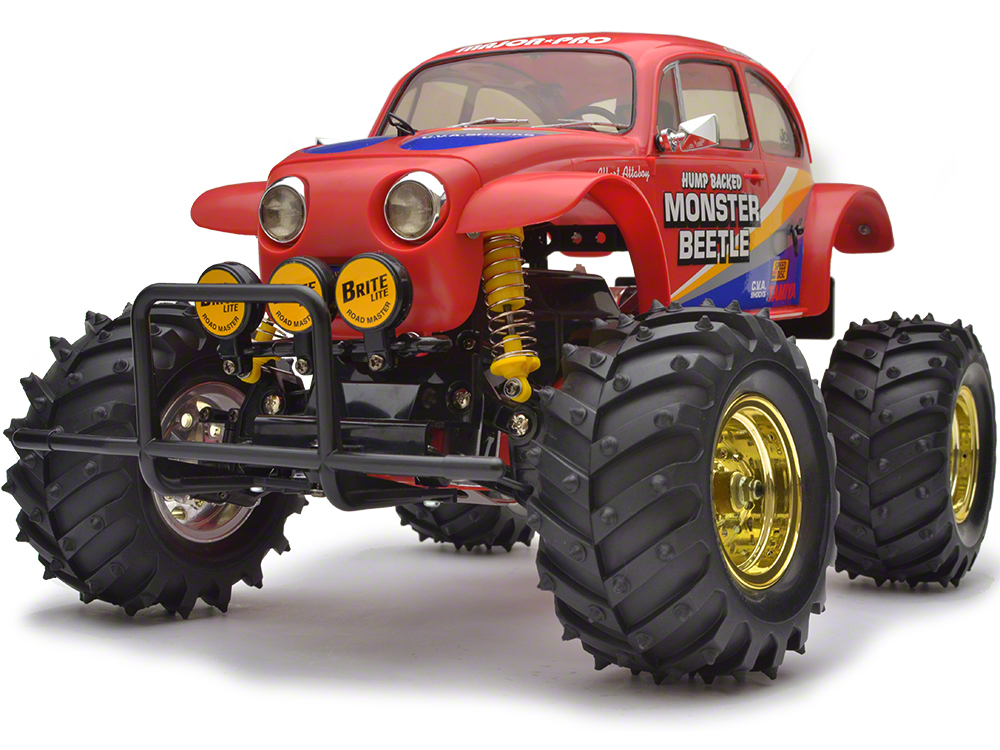 Tamiya 1/10 Monster Beetle 2015 Inc Tamiya ESC