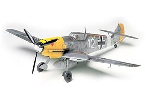 Tamiya 1/48 BF109E-4/7 Trop