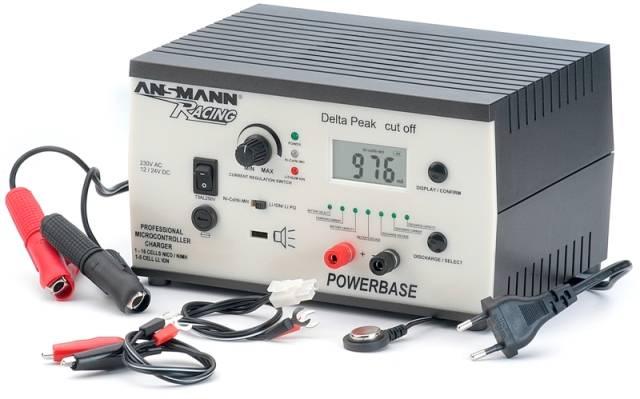 Ansmann Powerbase Charging Station 151000001