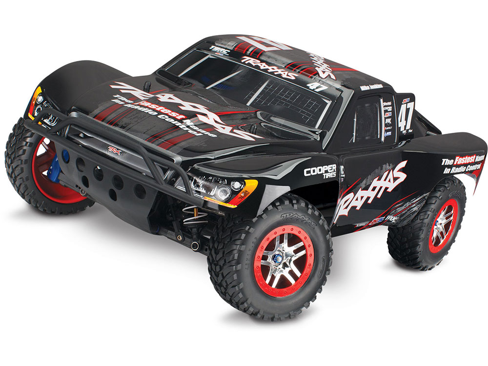Traxxas Slash Ultimate VXL Brushless 4WD TSM (TQi OBA TSM No Bat,Chg)