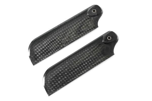 Pro 3D 68mm Carbon Fiber tail blade