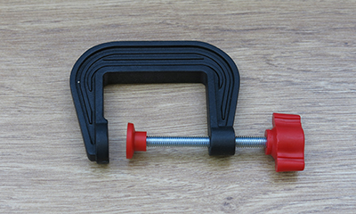Plastic 50mm G Clamp