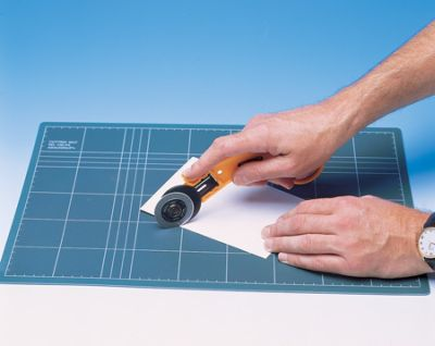 Expo Cutting Mat A5 Size (230 x 160mm) 712-05