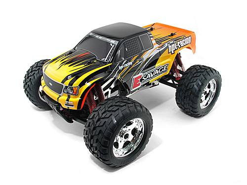 ELECTRIC GT-1 TRUCK CLEAR BODY