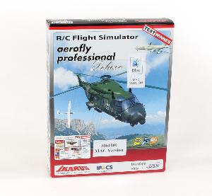 Aerofly Professional Simulator Plat.Edit.Interface MAC Version