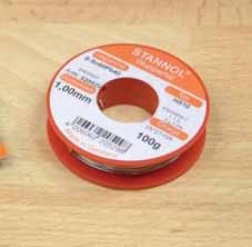 Stannol Flux Cored Solder 100g