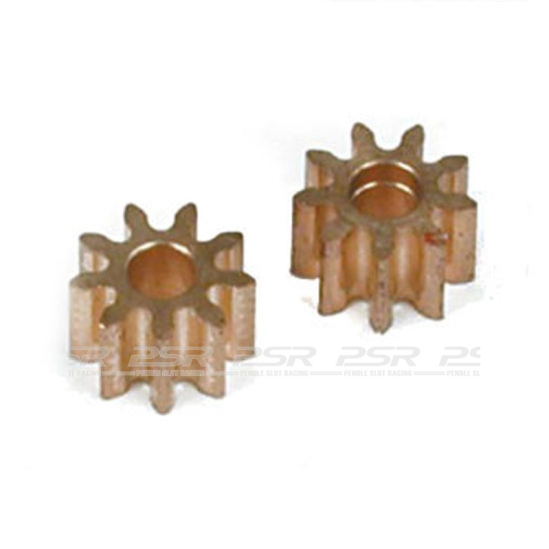 Pinion for Slot Car (1)