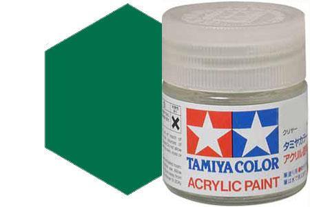 Tamiya X-5 Green