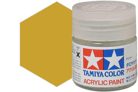 Tamiya X-12 Gold Leaf