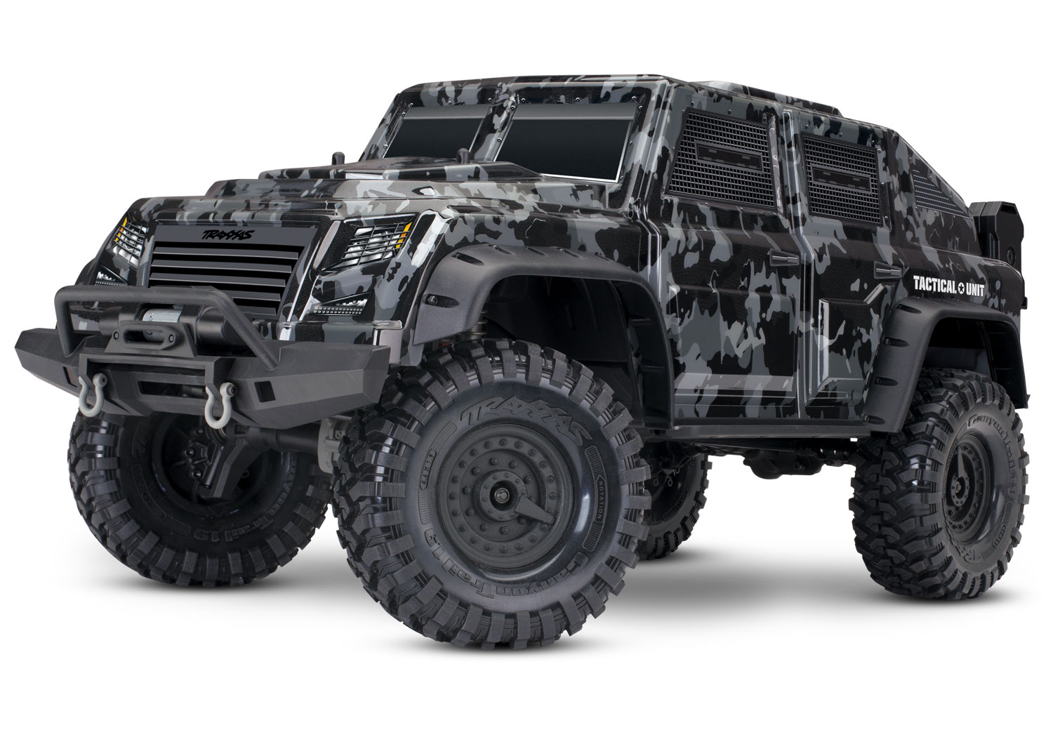 Traxxas TRX-4 Tactical Unit Crawler