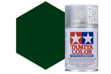 Tamiya PS-22 Racing Green