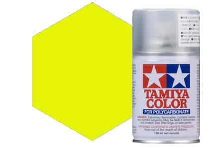 Tamiya PS-27 Fluorescent Yellow