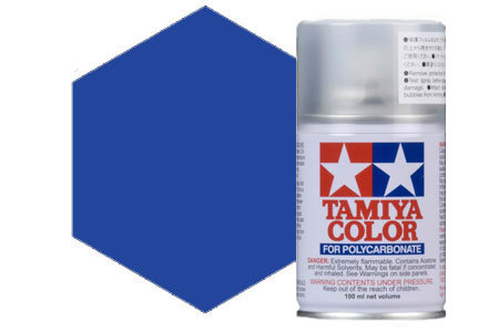 Tamiya PS-38 Translucent Blue