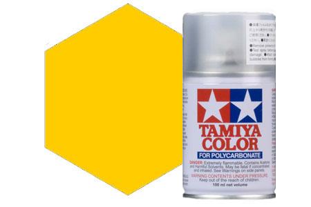 Tamiya PS-42 Translucent Yellow