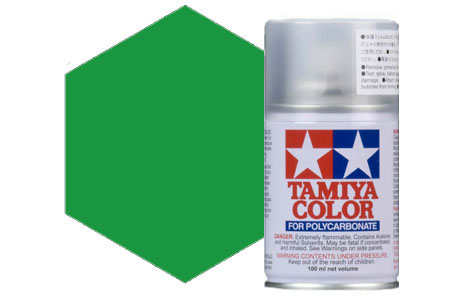 Tamiya PS-44 Translucent Green