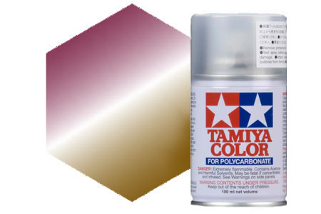 Tamiya PS-47 Iridescent Pink/Gold