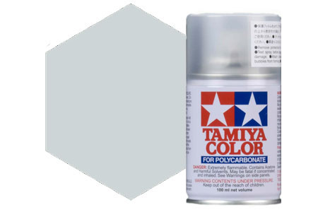 Tamiya PS-48 Anodised Silver