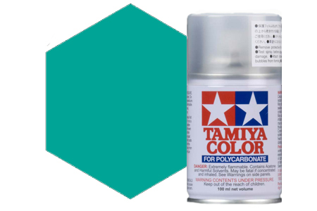 Tamiya PS-54 Colbalt Green