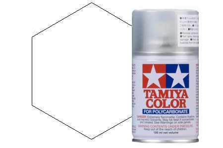 Tamiya PS-55 Flat Clear