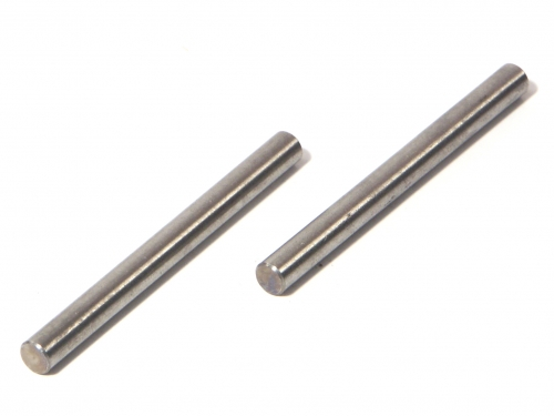 Shaft 4 X 46MM (Silver/2PCS)