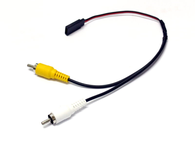 3 pin Connector to AV Connector