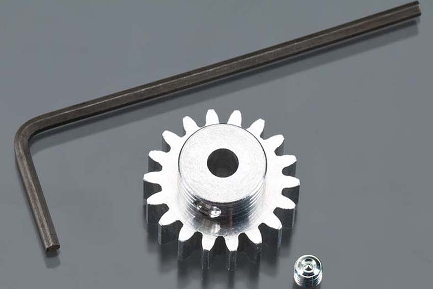 18T PIN GEAR SET GRASSHOPPER