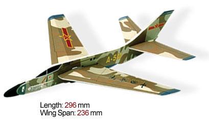 A10 Attack Aircraft A-5M