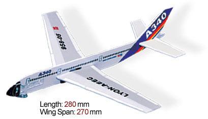 A5 Airbus A340
