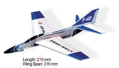 A7 Phantom F-4D