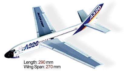 A9 Airbus A320