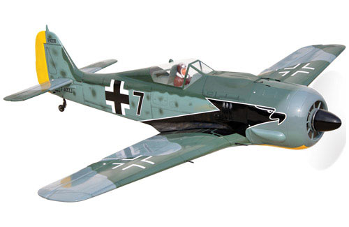 Black Horse FW-190A ARTF