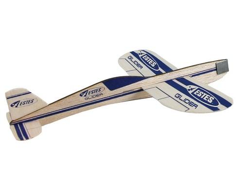 10.5 Balsa Chuck Glider