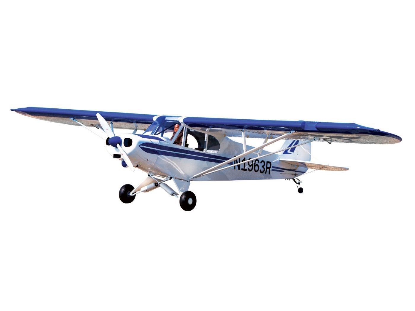 Hangar 9 1/4-Scale PA-18 Super Cub ARF