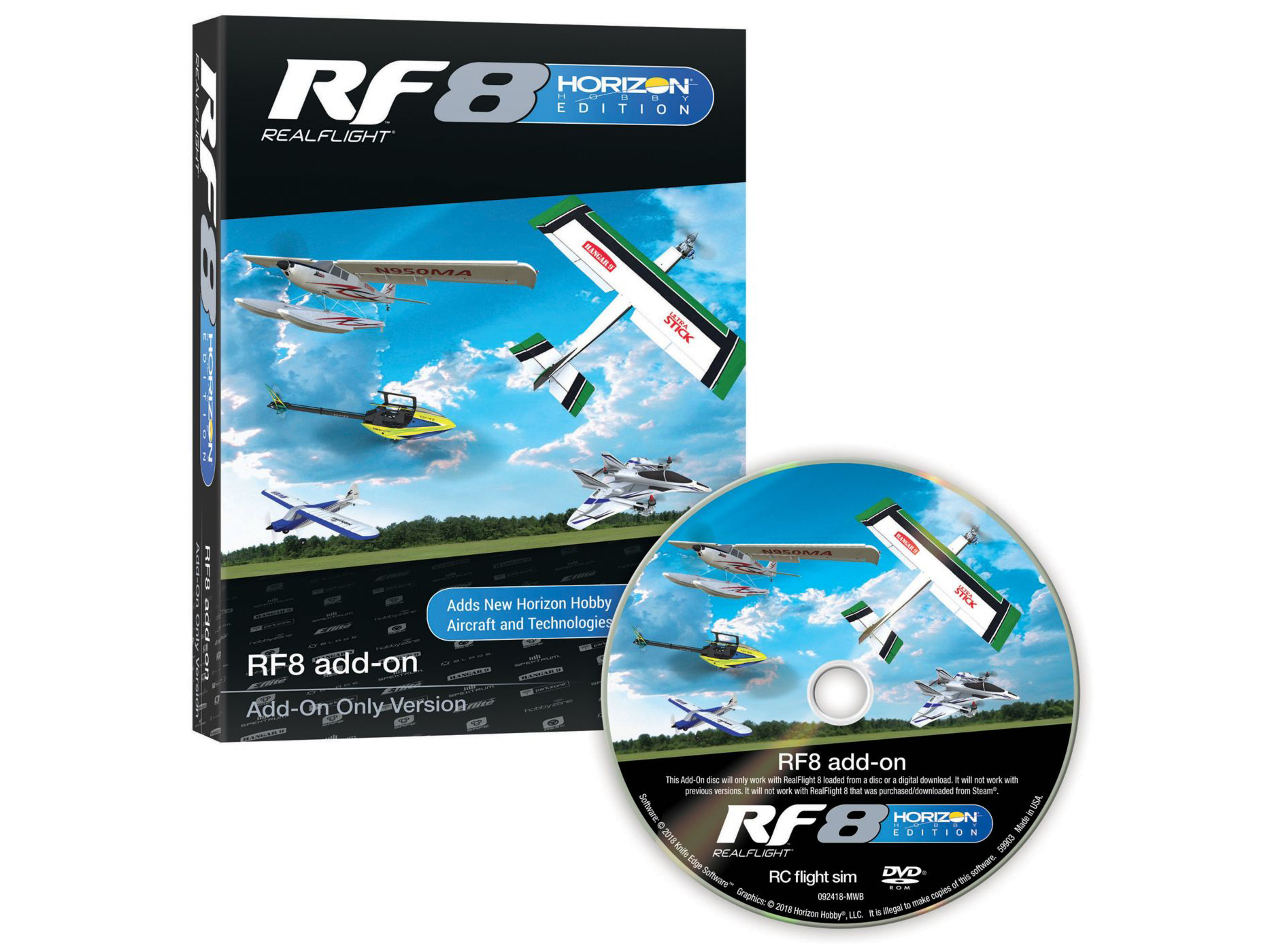 Real Flight Add On Software