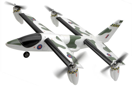 Ripmax Transition VTOL ARTF
