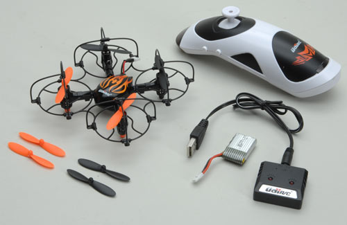 Udi U830 Gravity Induction 6-Axis UFO Quadcopter