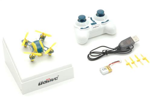 UDI U840 Mini Nano 2.4GHz (Yellow)