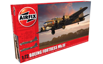 Airfix Boeing Fortress MK.III 1:72 Scale