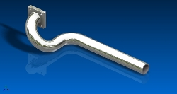Mintor 33cc Swan Neck Header