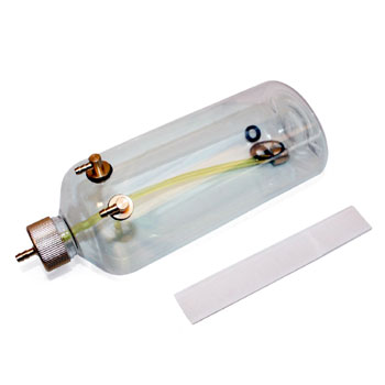 TRANSPARENT FUEL TANK 260ml(GAS/METHANOL