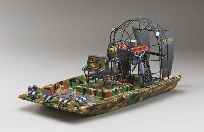AquaCraft Cajun Commander Airboat 2.4GHz RTR