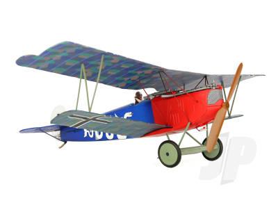 Fokker DVII Micro RTF (Hitec Red)