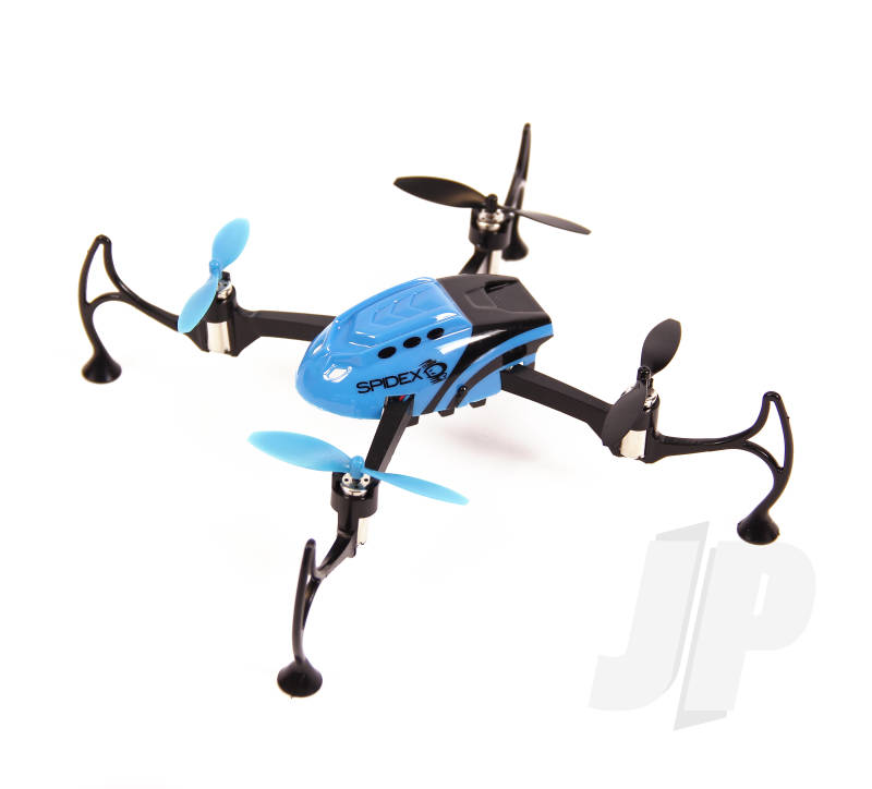 Spidex 3D Ultra-Micro RTF Quad