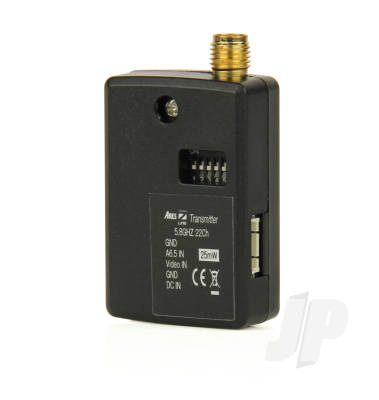 25mW 5.8GHz 22ch FPV Transmitter